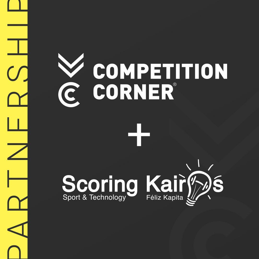 Strategic partnership with Competition Corner!